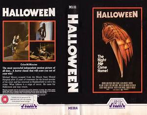 The, Horrors, Of, Halloween, Unboxing, Retro, Vhs, Covers, Cases, Of, Halloween, Horror, Films