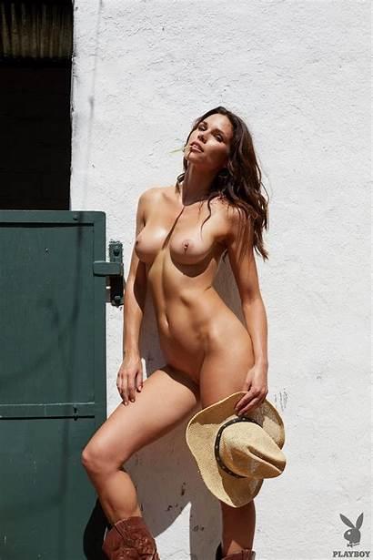 Playboy Katerina Giannoglou Naked Cowgirl Plus Germany