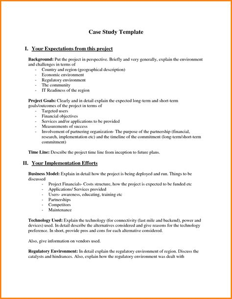 case study research paper essay format   write  buy  interview