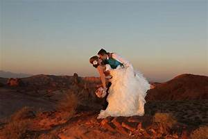 Sunset valley of fire picture of scenic las vegas for Las vegas sunset weddings