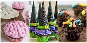 13 Best Halloween Cupcake Decorating Ideas - How to Make