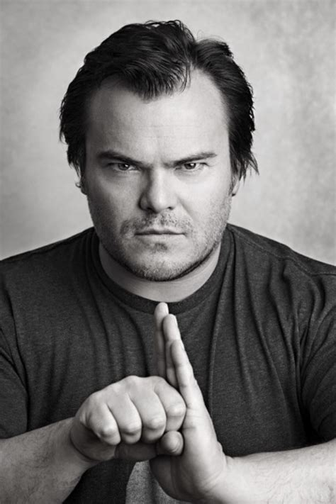 Jack Black♡i Must Admit He Is My Crush I Want A Man Who