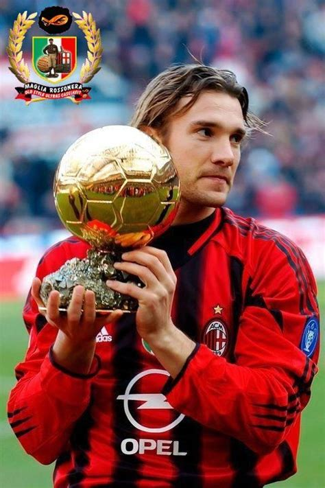 But number 7 jersey became iconic in one club particularly: ANDRIJ SHEVCHENKO | Milan football | Pinterest | Milan and ...