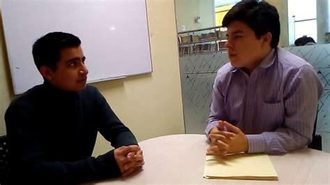 Entrevista personal eredar1 - YouTube