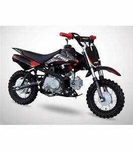Moto Essence Enfant : moto essence enfant 88cc noir rouge probike semi auto kiddi quad ~ Nature-et-papiers.com Idées de Décoration
