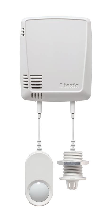 only testo testo 160th temperature and humidity wifi datalogger for