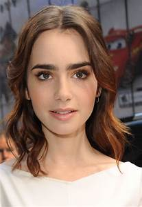 Get super-bold brows like Lily Collins with our top tips ...
