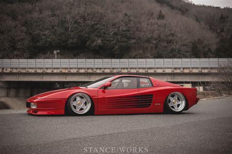 Red Prior Design Ferrari 458 Italia Widebody - GTspirit