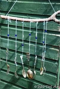 Fabriquer Un Carillon : sonnez fourchettes cabane id es ~ Melissatoandfro.com Idées de Décoration