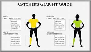 Softball Catchers Gear Sizing Chart Wilson Promotion Catcher 39 S Gear Wta3341 Fastpitch