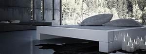 Ital Design Möbel : exklusive betten handgefertigte exklusive betten von rechteck ~ Markanthonyermac.com Haus und Dekorationen
