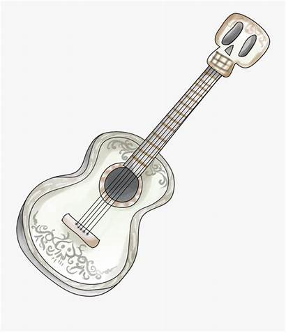 Coco Guitar Acoustic Clipart Clipartkey