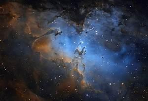M16 and the Eagle Nebula - Apod.tv