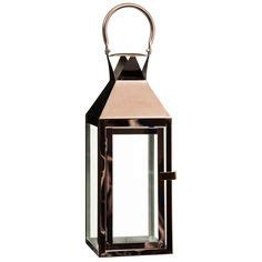 """India Palace"" Hexagonal Glass Hanging Lantern   TK Maxx"
