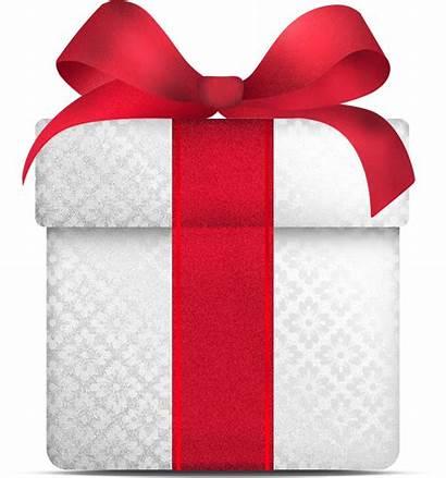 Gift Christmas Box Ribbon Clipart Gifts подарок