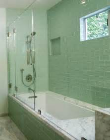 glass tile bathroom ideas 20 amazing pictures of bathroom makeovers with glass tile