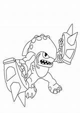 Skylander Print Coloring Pages Giants Skylanders Printable Game Printables Drawings Bestcoloringpagesforkids Drawing Fireball Inspirational Superchargers Colors Peach Mario Christmas sketch template