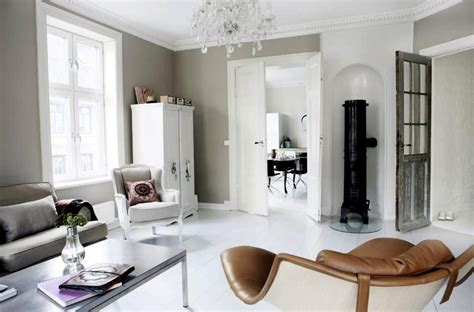 Stove Fireplace Design Ideas by Pot Bellied Stove In The Living Room Interior Design