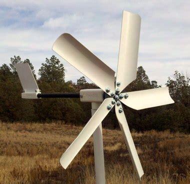 Diy Small Wind Turbine Kit