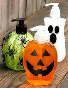Diy, Halloween, Soap, Dispensers