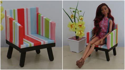Poltrona Para Sala Da Barbie Como Fazer Diy