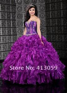 purple color wedding wear dress for kid 2014 pictures to