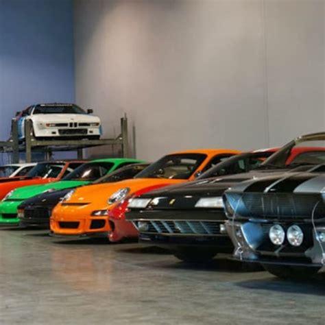 paul walkers car shop  auction   collection
