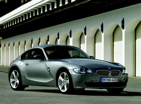 2007 Bmw Z4 Coupe Review