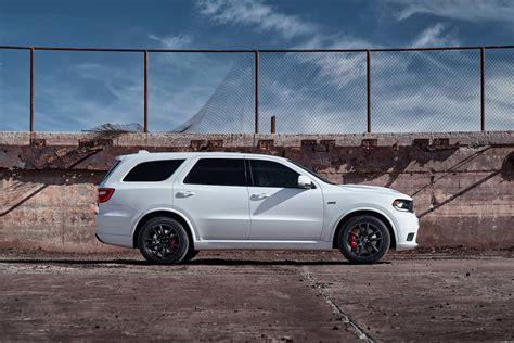 2018 Dodge Durango Srt First Look The Nearly 500hp Three