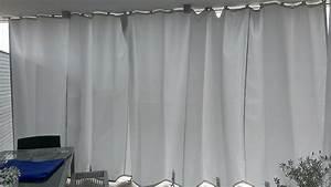 Befestigung Für Gardinen : outdoor vorh nge balkonvorh nge gardinen f r den au enbereich au envorhang ~ Sanjose-hotels-ca.com Haus und Dekorationen