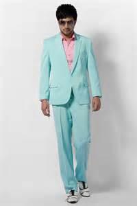 Light Blue Formal Dress Suits