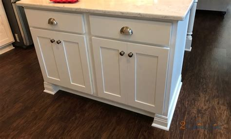 kitchen island  bathroom vanity painted hudson bay blue  wake forest nc