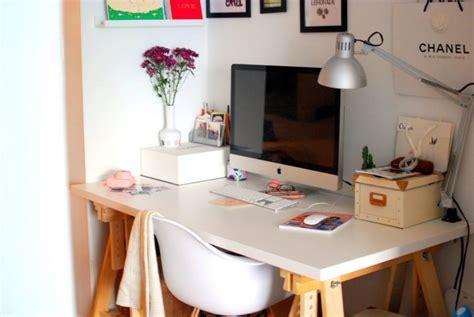 bureau nouveau mon nouveau bureau sur des tréteaux the dreamcatcheuse