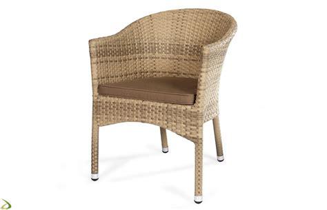 Poltrone Vimini Design : Sedia In Vimini Da Esterno Platone