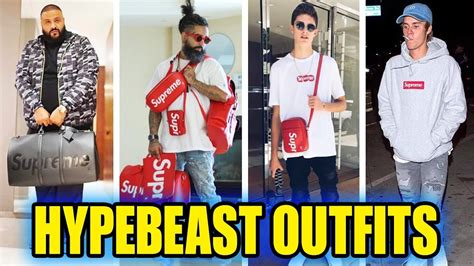 HYPEBEAST OUTFIT BATTLE (Who has the best outfit?) - YouTube