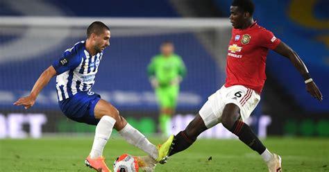 Brighton vs Manchester United live: Last gasp penalty ...