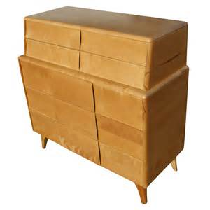 heywood wakefield kohinoor 3 drawer dresser deck top ebay