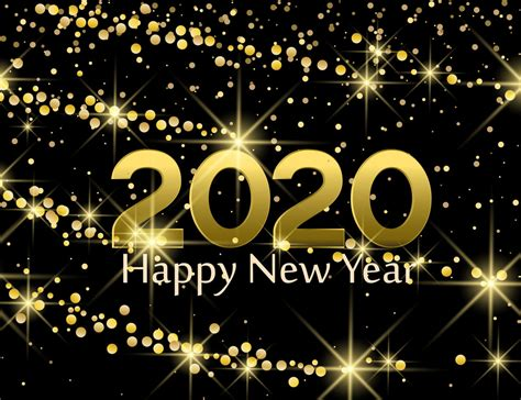 most beautiful happy new year 2020 wallpapers card video and greetings for you spc