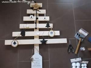 Weihnachtsbaum Selber Bauen : diy weihnachtsbaum aus holzlatten bauen ~ Orissabook.com Haus und Dekorationen