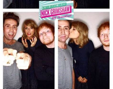So When Did Taylor Swift and Ed Sheeran Realize They're ...