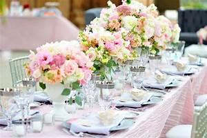 10 Ides De Dcoration De Mariage Tout En Douceur Pastel