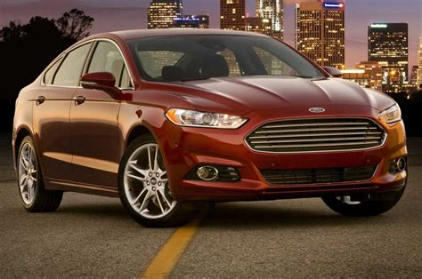 official  ford fusion  ecoboost epa rated