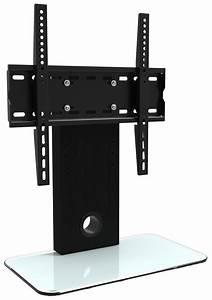 Wandhalterung Tv 49 Zoll : standfuss glas f r tv bis vesa 400x400 modern fs306 11287 ~ Orissabook.com Haus und Dekorationen