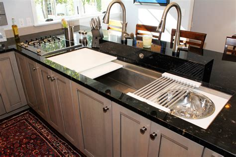 Multifunctional Kitchen Sink