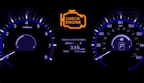 honda odyssey check engine light car shaking
