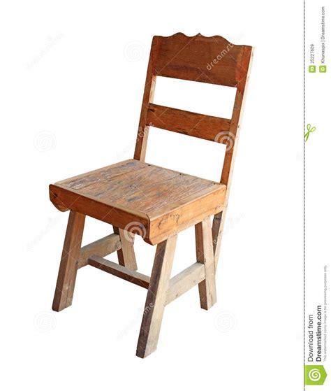 vieux bureau en bois en bois classique blanc d 39 isolement vieux par bureau