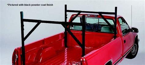 full width removable ladder rack white   pick    models ebay