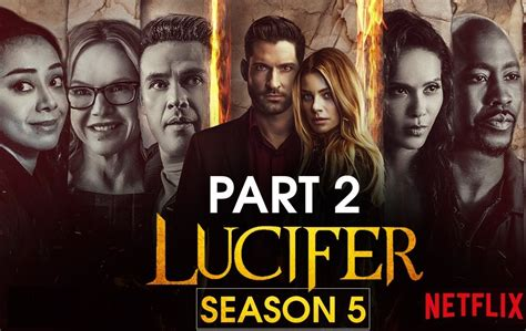 Confirmed Lucifer Season 5 Part 2 Is Not Coming To