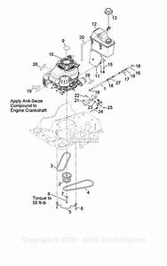 Exmark Ecka30 S  N 314 000 000  U0026 Up Parts Diagram For