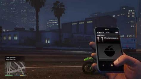 gta 5 phone codes gta 5 dirt bike cell phone code ps4 xbox
